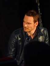 Michael Fassbender at Frank