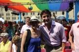 Meeting Federal Liberal Leader Justin Trudeau