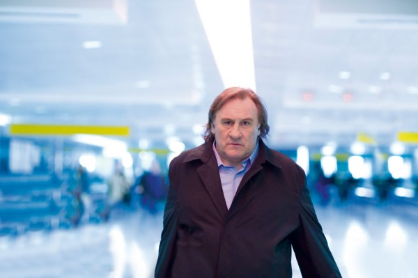 Devereaux (GERARD DEPARDIEU) in WELCOME TO NEW YORK