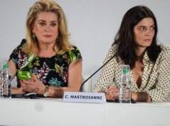 Catherine Deneuve & Chiara Mastroianni