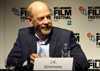 Whiplash: J.K. Simmons