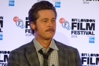 Fury: Brad Pitt