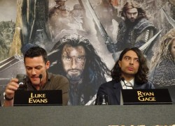 Luke Evans & Ryan Gage