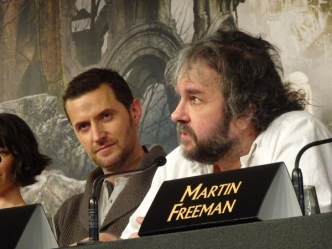 Richard Armitage & Peter Jackson