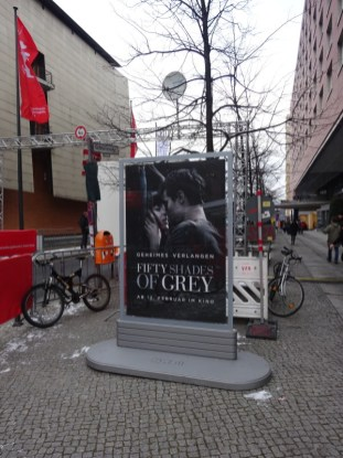 Fifty Shades of Grey Berlinale