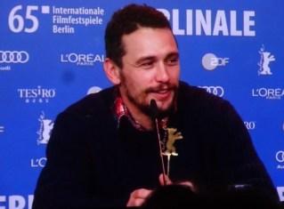 James Franco Queen of the Desert Berlinale
