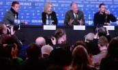 Damian Lewis, Nicole Kidman, Werner Herzog, James Franco Queen of the Desert Berlinale