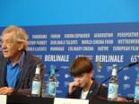Sir Ian McKellen & Milo Parker - Mr. Holmes - Berlinale 2015