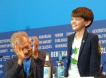 Sir Ian McKellen & Milo Parker - Mr. Holmes Berlinale 2015