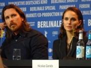 Christian Bale & Natalie Portman - Knight of Cups - Berlinale 2015