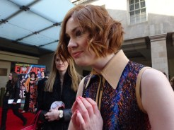 Jameson Empire Awards 2015: Karen Gillan of Guardians of the Galaxy