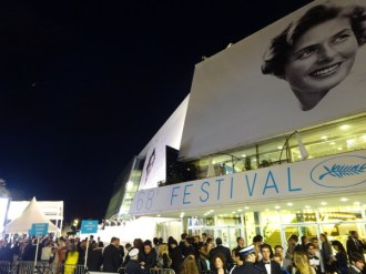 Cannes in action.