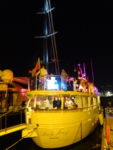World Trailer Awards Yacht Party