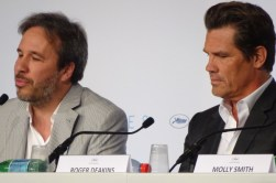 Sicario - Denis Villeneuve & Josh Brolin