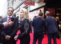 Kinky Boots Opening Night: producers Hal Luftig and Daryl Roth