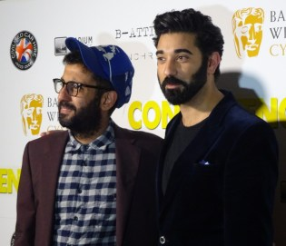 Adeel Akhtar & Ray Panthaki