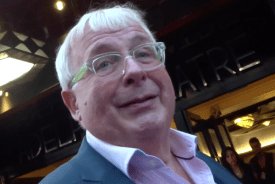 Kinky Boots Opening Night: Christopher Biggins
