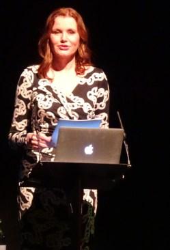Geena Davis Institute On Gender In Media Global Symposium: Geena Davis