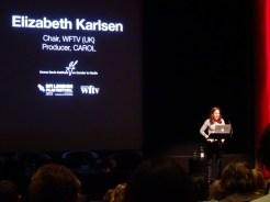 Geena Davis Institute On Gender In Media Global Symposium: Elizabeth Karlsen