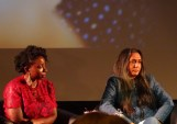 Geena Davis Institute On Gender In Media Global Symposium: Destiny Ekaragha & Deepa Mehta