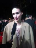 Carol: Rooney Mara