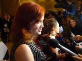 Room writer Emma Donoghue