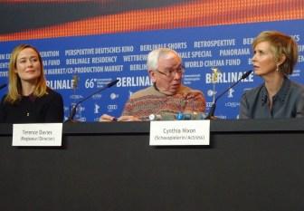 A Quiet Passion: Terence Davies, Cynthia Nixon & Jennifer Ehle