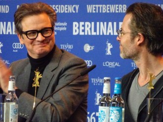 Genius: Colin Firth & Guy Pearce