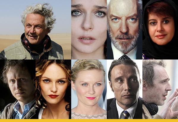69th Festival de Cannes Jury