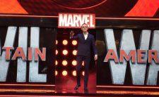 Captain America: Civil War Premiere - Paul Bettany