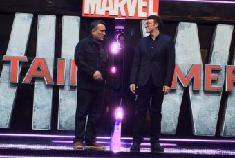 Captain America: Civil War Premiere - The Russo Brothers
