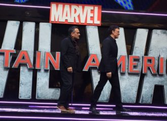 Captain America: Civil War Premiere - The Russo Brothers