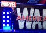 Captain America: Civil War Premiere - Emily VanCamp