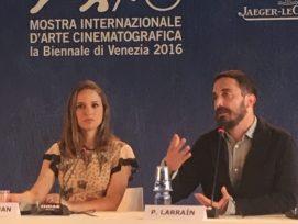 Jackie: Natalie Portman & Pablo Larrain