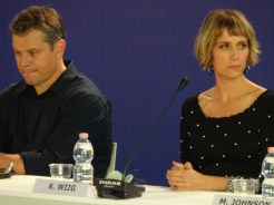 Downsizing - Matt Damon & Kristen Wiig