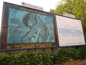 The Shape of Water & Downsizing