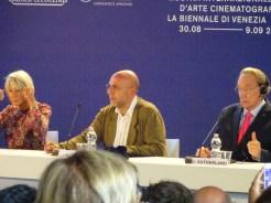 The Leisure Seeker - Helen Mirren & Paolo Virzì & Donald Sutherland