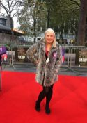 BFI London Film Festival: writer LPJ on the red carpet