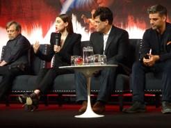 Star Wars: The Last Jedi - Mark Hamill, Daisy Ridley, Benicio del Toro & Oscar Isaac