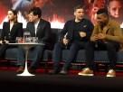 Star Wars: The Last Jedi - Daisy Ridley, Benicio del Toro, Oscar Isaac & John Boyega