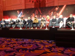Star Wars: The Last Jedi cast