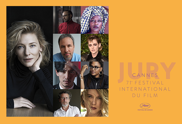 71st Cannes Film Festival Jury