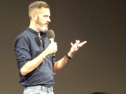 BFI London Film Festival: Duplicate director Bill Oliver