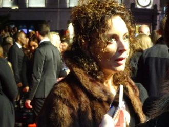 BFI London Film Festival: Outlaw King producer Gillian Berrie