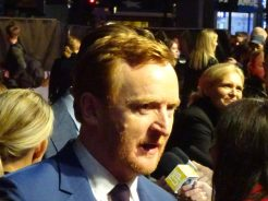 BFI London Film Festival: Outlaw King star Tony Curran
