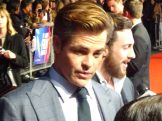 BFI London Film Festival: Outlaw King stars Chris Pine & Aaron Taylor-Johnson