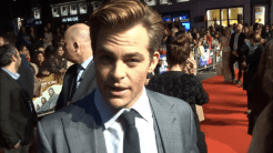 BFI London Film Festival: Outlaw King star Chris Pine