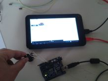 HTML page receiving input from potentiometer (2)