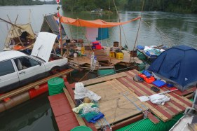 Floating Village 2014