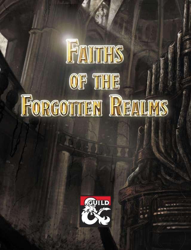 Faiths of the Forgotten Realms